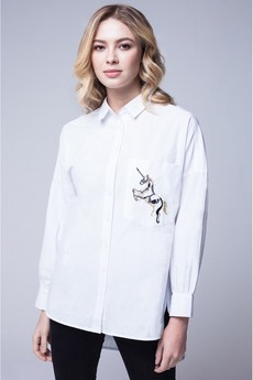 Рубашка с единорогом Marimay